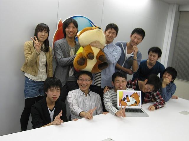 Firefox学生マーケティング集合写真2010/10